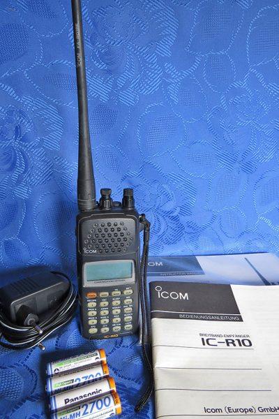 ICOM IC R-10